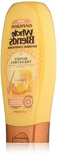 Garnier Whole Blends Repairing Conditioner, Honey Treasures,