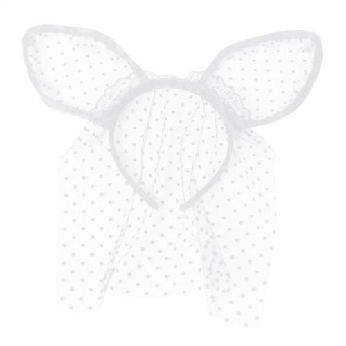Mask Rabbit Headband Hair Accessories Gift