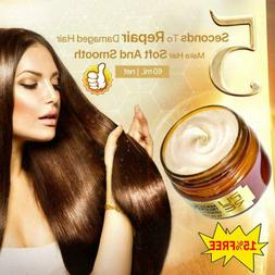 Magical Collagen Keratin Hair Treatment Mask 5 Seconds Repai