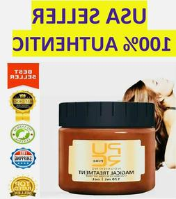 Magical Hair Treatment Mask Tonic Keratin Hair 5 Sec Repairs