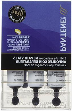 Pantene Pro-V 2-minute Makeover Repair Vials, 1.7 oz