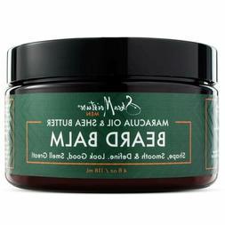 Shea Moisture Maracuja Oil & Shea Butter Beard Balm 4 oz