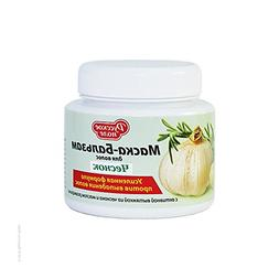 "Mask - Balsam ""Garlic"" Against Hair Loss with Garlic Extract"