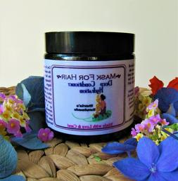 Mask for Hair - Conditioning Hydration Mask | Hair Tonic | H