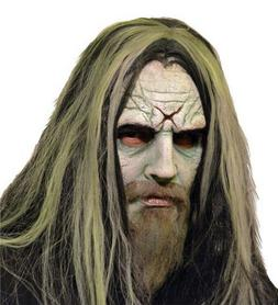 Adult Men's Official ROB ZOMBIE Mask with Hair High Quality