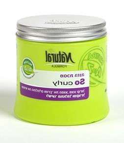 Natural Formula Mask Soften Curls - Purple 400ml Jar