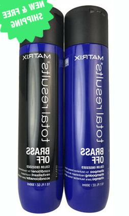 MATRlX Total Results Brass Off Color Obsessed Shampoo & Cond