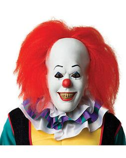 Morris Costumes Men's Stephen Pennywise Clowns Latex Hair Ma