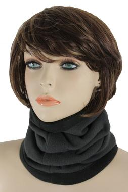 Men Women Scarf Turtle Neck Warmer Head Cover Hair Outdoor L