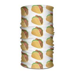 mexican tacos scarf headbands bandana