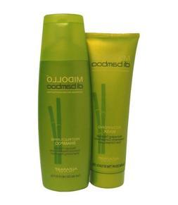 "AlfaParf Midollo Di Bamboo Recharging Shampoo + Mask 250ml """