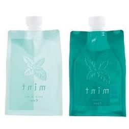 Arimino mint shampoo for cool 1000ml Refill & Mint Scalp & H