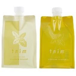 Arimino mint shampoo natural for Moisture 1000ml Refill & mi