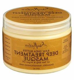 Shea Moisture Raw Shea Butter Deep Treatment Masque for Dama