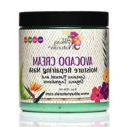 Alikay Naturals Avocado Cream Moisture Repairing Hair Mask,