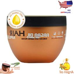 Moroccan Argan Oil Hair Mask Conditioner Argan Organic Repai