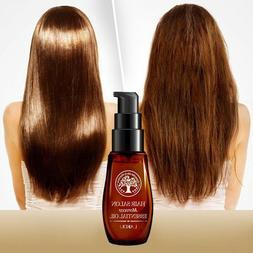 Natural Keratin Treatment Morocco Oil Damaged Dry Hair Repai