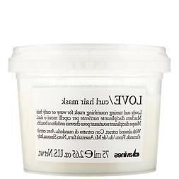 NEW Davines Love Curl Hair Mask 2.5oz