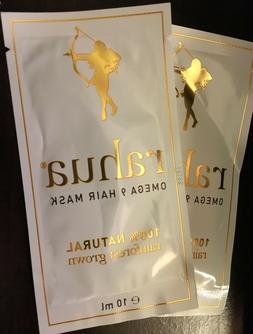 NEW Rahua Omega 9 Hair Mask Sample Packet 100% Natural Rainf