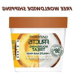 Garnier Nourishing Treat 1 Minute Hair Mask Coconut Extract