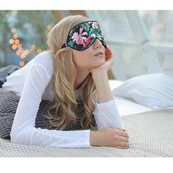 O'Bester Natural Silk Sleep Mask, Comfortable and Super So