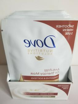 Dove Anti-Frizz Oil Smooth Hair Mask, 1.5 oz