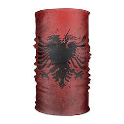 Old Albania Flag Unisex Fashion Quick-drying Microfiber Head