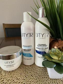 Omnilife Seytu Shampoo, Conditioner and Hair Mask For Weak H