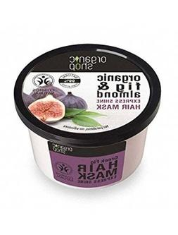 ORGANIC SHOP Hair Mask Fig and Almond - Restructuring Care f