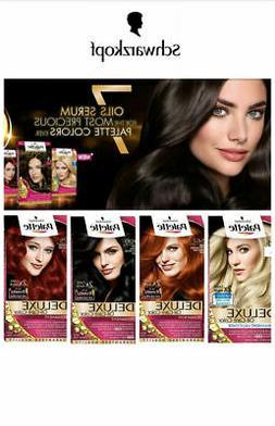 Palette Deluxe Color Creme Hair Colour Permanent Hair Dye