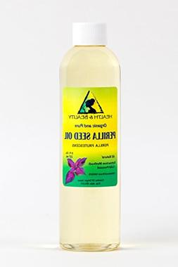 Perilla Seed Oil Organic Carrier Cold Pressed Premium Fresh
