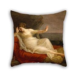 Pillow Shams Of Oil Painting Angelica Kauffmann - Ariadne Ab