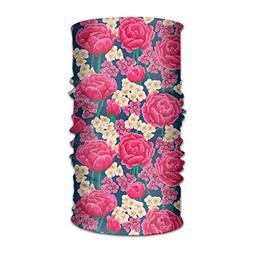 Pink Rose Texture Pattern Unisex Fashion Quick-drying Microf