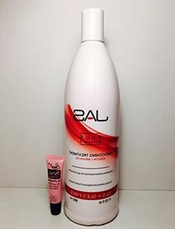 JAS Plus Keratin 3 Smoothing Treatment Keratin + Argan Oil 3