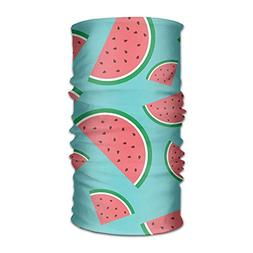 Print Red Watermelon Unisex Fashion Quick-Drying Microfiber