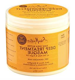 SheaMoisture Raw Shea Butter Deep Treatment Masque, 16 oz