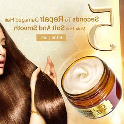 Repair Hair Film Hair Mask Keratin Argan Oil Treatment Hair