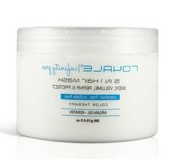 Royale Keratin & Moroccan Argan Oil 5 IN 1 Hair Mask Sulfate