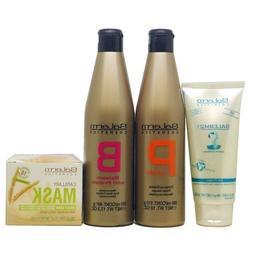 Salerm Combination Set Ii (Salerm Protein Shampoo 500 Ml ,Ba