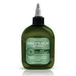 Hair Chemist Scalp Care Hair Oil w/Peppermint Oil- Dry, Flak
