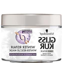 Schwarzkopf Gliss Kur Winter Repair Hair Mask 200 ml / 6.8 o