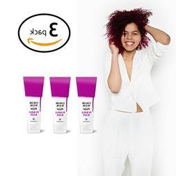 Semi-Permanent Magenta Hair Color Cream  - Color Mask Paint
