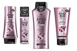 Gliss Kur Serum Deep Repair Shampoo Spray Conditioner Mask