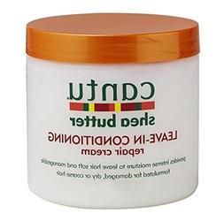 Cantu Shea Butter Leave-In Conditioning Repair Cream, 16 Oun