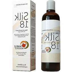 Silk18 Natural Hair Conditioner Argan Oil Sulfate Free Treat