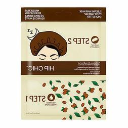 HIP CHIC Sleeping Hair Mask 2 step .67 oz Shea Butter Moistu