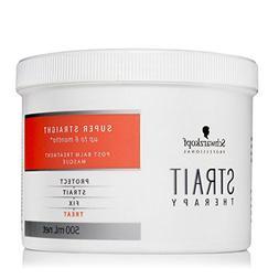 Schwarzkopf Strait Therapy Treatment Hair Mask 500ml Fix Str