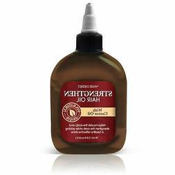 Hair Chemist Strengthen Hair OIl with Castor Oil 2.5 oz.