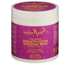 Shea Moisture SuperFruit Multi-Vitamin Hair Masque 6 fl OZ