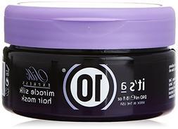 It's a 10 Ten Silk Express Miracle Silk Hair Mask, 8 Ounce